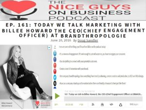 Nice Guys Business Podcast -- 6.10.16