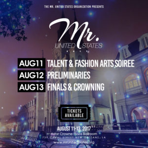 Mr. US - Event Promo